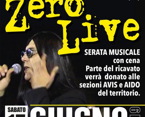 ZERO LIVE proloco san carlo 15 giugno