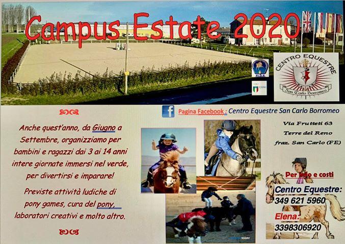 campus estate centro equestre san carlo borromeo san carlo